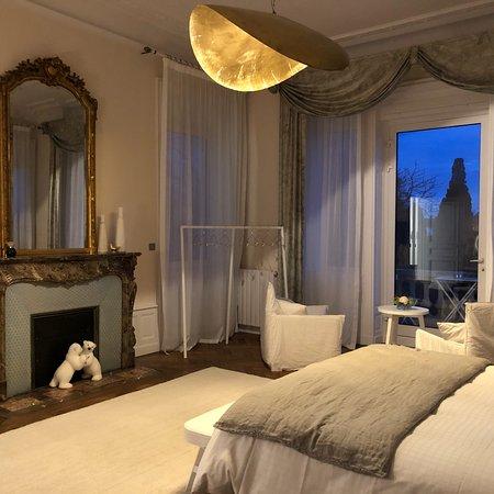 picture of la villa guy beziers tripadvisor. Black Bedroom Furniture Sets. Home Design Ideas