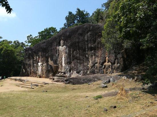 Uva Province, Sri Lanka: Il Buddha del passato è quello del futuro