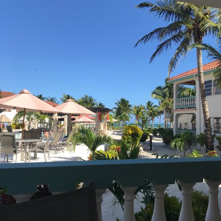 Belizean Shores Resort : This is hands down the best resort on the island! The accommodations are beautiful, the staff is