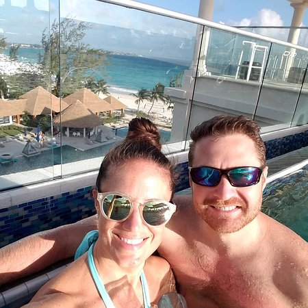 b4cba146ae3bf Rooftop pool - Picture of Sandals Royal Barbados