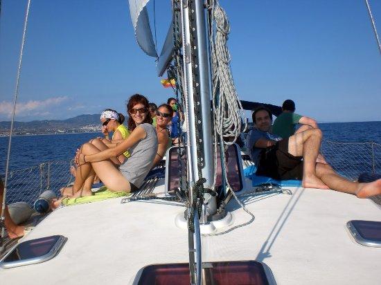 Barcelona Sail Tour
