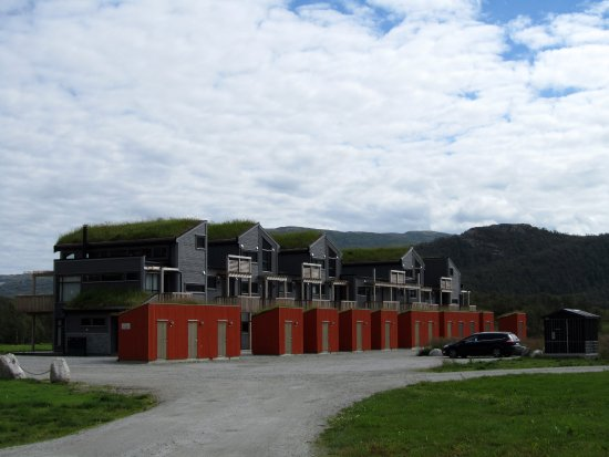 Nes Municipality, Norwegen: Hotel Pers