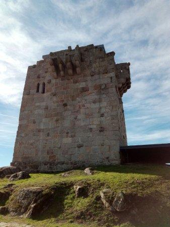 Vouzela, Portugal: Parte da torre original