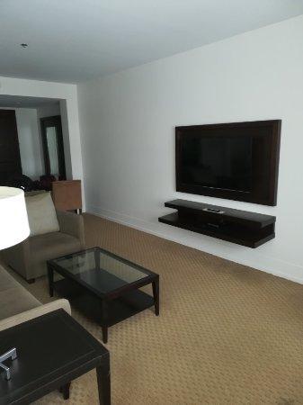Hotel Le Bonne Entente: Suite parfaite! Section Urbania!!!