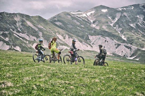 eMTB3Vi - Electric Mountain Bike Tour: Beautiful Appennino