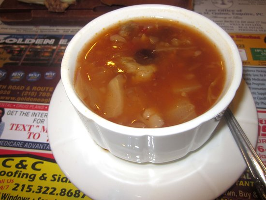 Bristol, PA: Beef Cabbage Soup