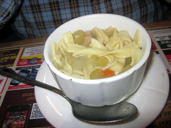 Bristol, PA: Chicken Noodle Soup