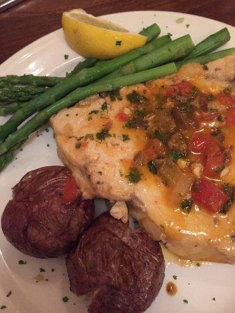 Azorean Restaurant and Bar: Swordfish Lisboeta