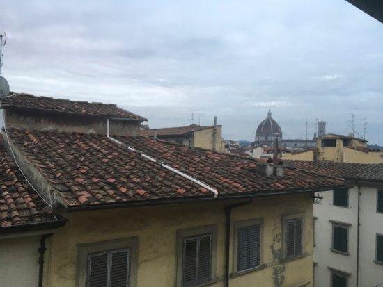 Hotel Cellai: Blick auf die Altstadt