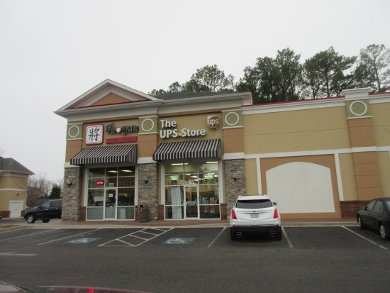 Maryland: Go shopping and eating along Rt. 50 the major Rd.