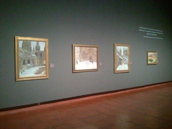 """Museo de Santa Cruz: Algunos cuadros de la exposición de Sorolla """"Tierra Adentro"""""""