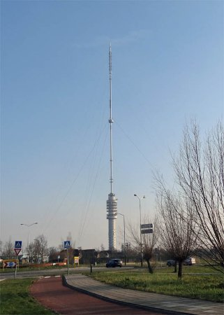IJsselstein, Belanda: Gerbrandytoren / Zendmast Lopik