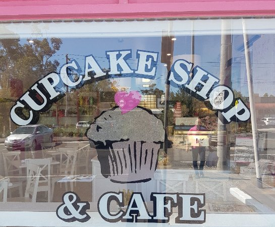 Attwood, Australien: Cupcake shop & cafe