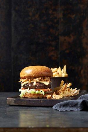 Fairy Meadow, Australia: Bloomin' Burger