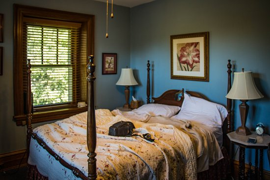 Kennett House Bed & Breakfast: The Brandywine room