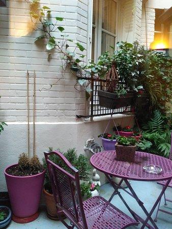 Foto de Hôtel Virgina