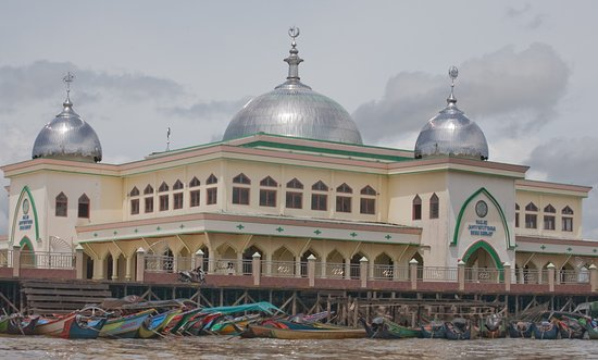 Video Penembakan Di Masjid New Zealand Image: The Beautiful Mosque At Jantur