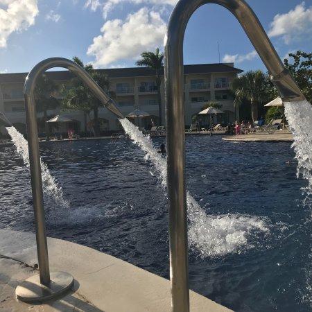 Memories Splash Punta Cana: Ya llevo 7 días en este hotel, la calidad ha sido excelente desde el comienzo,el sistema todo in