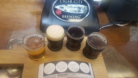 Cigar City Brewing: 20180219_144225_large.jpg