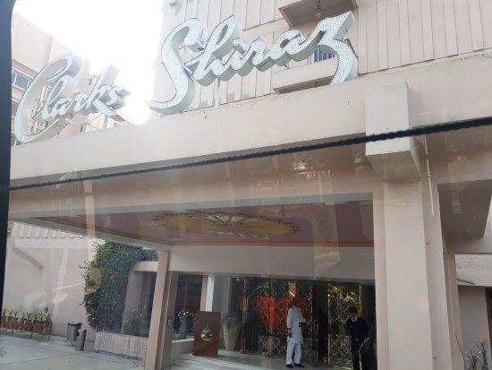 Hotel Clarks Shiraz: Hotel!