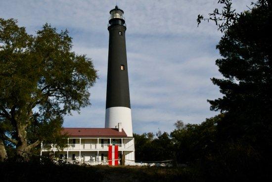 Pensacola Naval Air Station: lighthouse