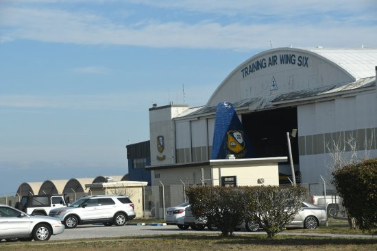 Pensacola Naval Air Station: Home of the Angels