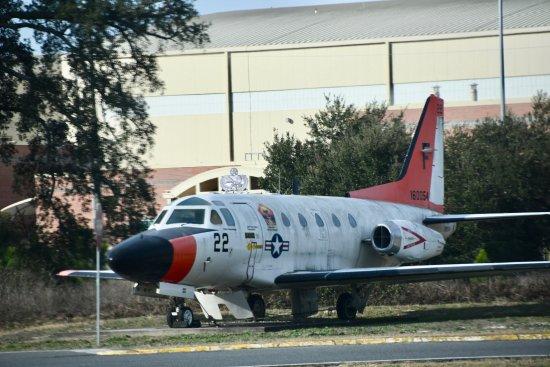 Pensacola Naval Air Station: NFO Trainer