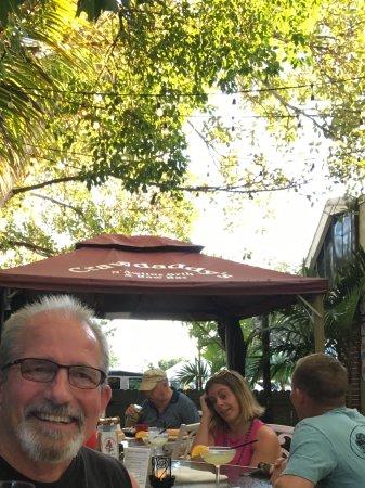 Jensen Beach, FL: Outdoor seating