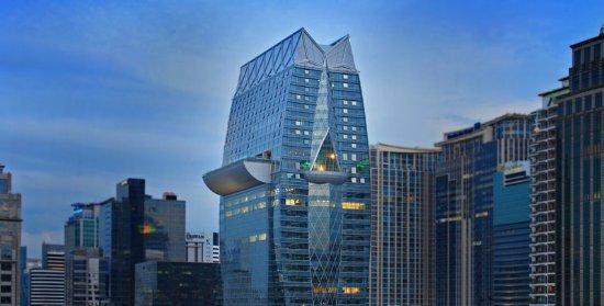 The Okura Prestige Bangkok: Exterior