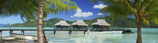 Vahine Island, Polynésie française : Guest room