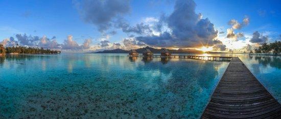 Vahine Island, Französisch-Polynesien: Exterior