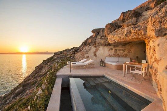 Cala Blava, Spain: Guest room