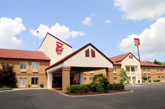 Red Roof Inn London I-75: Exterior