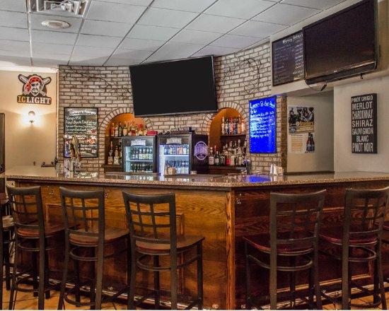 Franklin, Pensilvania: Bar/Lounge