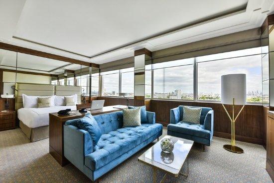 Royal Lancaster London: Guest room