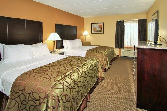 Tully, Estado de Nueva York: Guest room