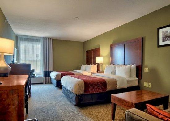 Arkadelphia, أركنساس: Suite