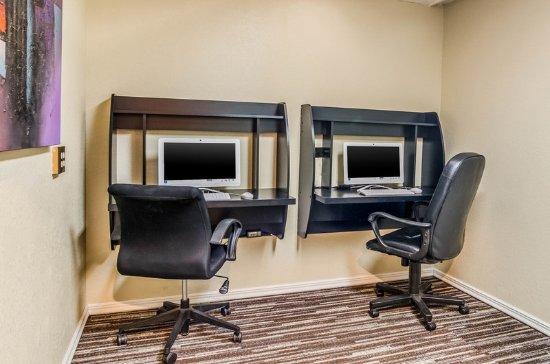 Μπάφαλο, Ουαϊόμινγκ: Business center