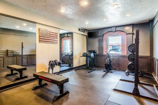 Buffalo, Wyoming: Health club