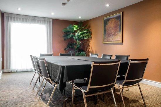 Ingersoll, Canada: Meeting room