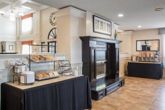 Ingersoll, كندا: Restaurant