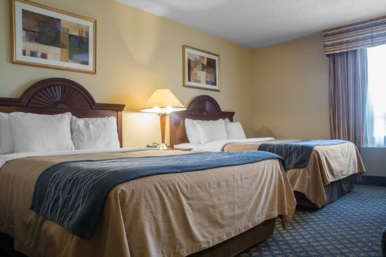 Ingersoll, Canada: Guest room