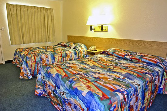 Buttonwillow, Californië: Guest room