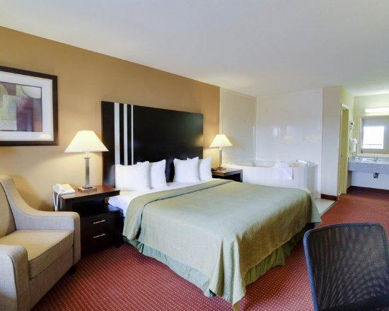 Clarksville, Арканзас: Guest room