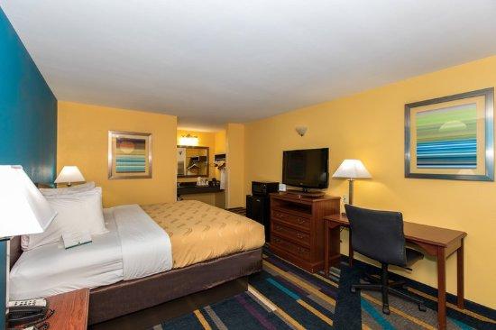 Albertville, AL: Guest room