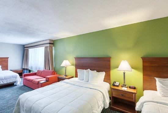 Mesquite, تكساس: Guest room