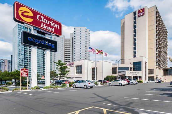 Clarion Hotel Ocean City Md