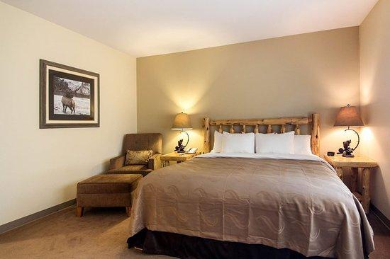 Selah, WA: Guest room