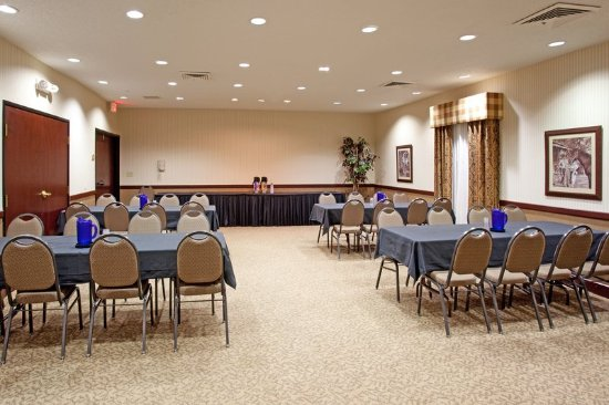 Garden City, KS: Meeting room