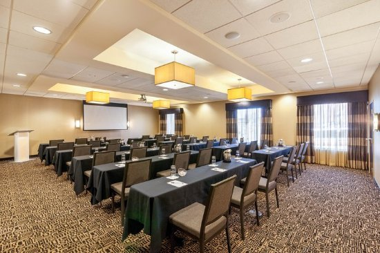 Cambria Hotel Raleigh-Durham Airport : Meeting room